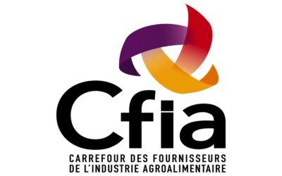 CFIA NANTES TRADE SHOW 29-30 SEPTEMBER AND 1 OCTOBER 2020