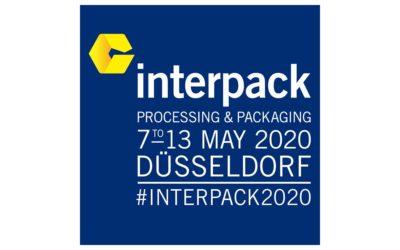 SALON INTERPACK DUSSELDORF 7-13 MAI 2020