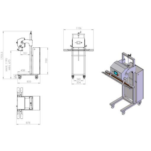 BERNHARDT - Design Pneumatic Sealer