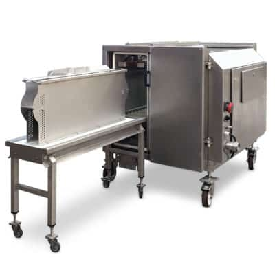 BERNHARDT - Vertical Vacuum Packing Chamber