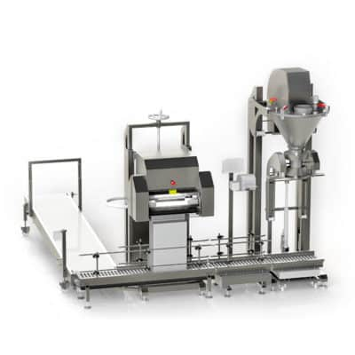 BERNHARDT - Semi-Automatic Packing Line4