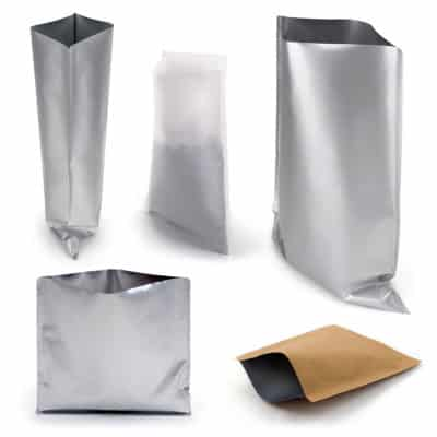Flexible flat Bags and sachets
