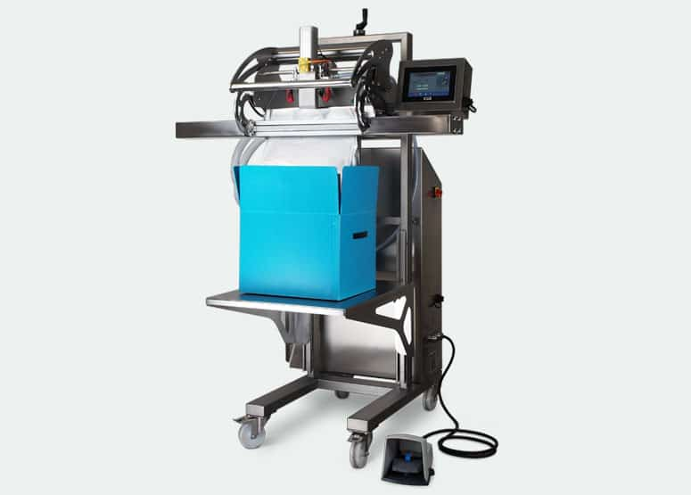 BERNHARDT - Pharma Vacuum Sealer with Gas Flush13