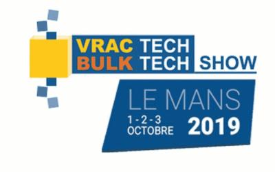 VRAC TECH TRADE SHOW 1-3 OCTOBER 2019